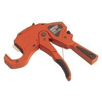 PC40 Sealey Ø6-42mm Capacity OD Plastic Pipe Cutter