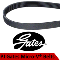 PJ457/12 180J12 Micro-V Belts (Please enquire for ...