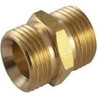 PM18-18 1/8inch BSPP x 1/8inch BSPP Coned Male Adaptor