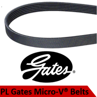 PM3124/7 1230M7 Micro-V Belts (Please enquire for ...