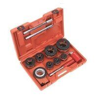 PTK992 Sealey 7pc 3/8 - 2inch BSPT Pipe Threading Set