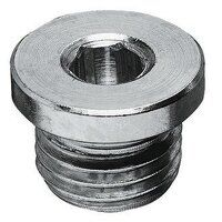 ZV-21 1/2inch BSPP Male Blanking Plug with O-Ring ...