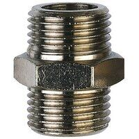 DN21/21 1/2inch Parallel Equal Male Adaptor
