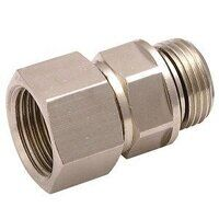 2115-14 1/4inch BSPP Equal Swivel Connector