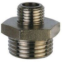 DN13/21 1/4inch to 1/2inch BSPP Male Parallel Redu...