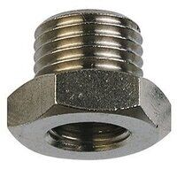 RK05/10 1/8inch BSP to M5 Parallel Reducing Bush T...