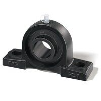 UCP202 FAG 15mm Pillow Block Bearing - Black Serie...