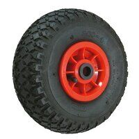 OUT OF STOCK PLEASE CALL BZWPP300254D 300mm Pneumatic Wheel (25mm Bore)