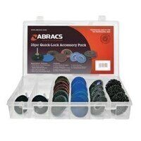 Quick-Lock Abrasives