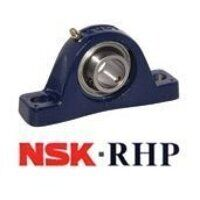 NP70DEC RHP 70mm Pillow Block Bearing (Eccentric L...