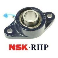 SFT12EC RHP 12mm Flanged Bearing (Flat Back Eccent...