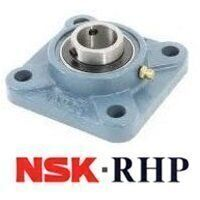 TSF45DEC RHP 45mm 4 Bolt Flanged Bearing (Eccentri...