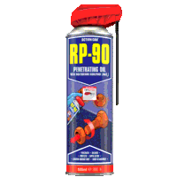 RP-90 Rapid Penetrating Lubricant 500ml