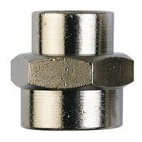 MU21/26 1/2inch BSPP to 3/4inch BSPP Reducing Fema...