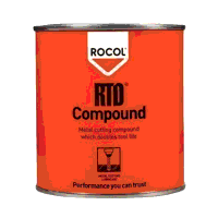 Rocol RTD Metal Cutting Compound 500g (53023).0