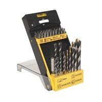 S01080 Sealey 48pc Drill Bit & Accessory...