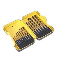 S01089 Sealey 15pc Masonry Drill Bit Set