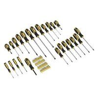 S0752 Sealey Siegen 68pc Soft Grip Screwdriver & B...