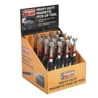 S0823DB Sealey Siegen Box of 16 Heavy-Duty Magneti...