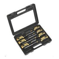 S0923 Sealey Siegen 21pc with Carry-Case Screwdriv...