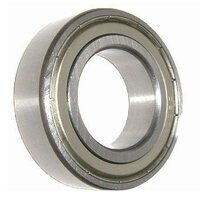 S6206-ZZ Stainless Steel Ball Bearing 30mm x 62mm ...