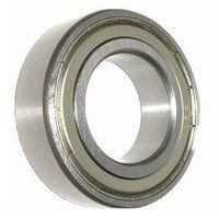 S6207-ZZ Stainless Steel Ball Bearing 35mm x 72mm ...