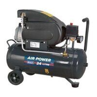 SAC2420E Sealey 24ltr Direct Drive 2hp Compressor