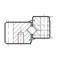 SEG X14 x-roller Metric Series - Solid Section Light Seri...