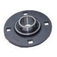 SLFE20 LDK Pressed Steel Flange Bearing