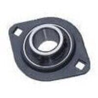 SLFL1 LDK Pressed Steel Flange Bearing