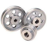 SPA100/2 Aluminium V Pulley