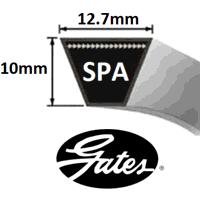 SPA Section Gates Delta Wedge Belt