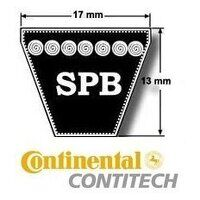 SPB1900 Wedge Belt (Continental CONTITECH)