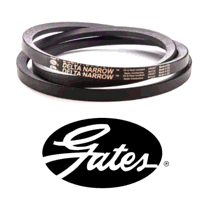 SPB4370 Gates Delta Wedge Belt