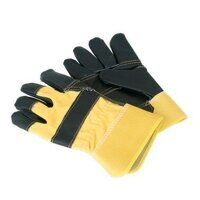 SSP13 Sealey Hide Palm Riggers Gloves