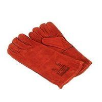 SSP141 Sealey Lined Leather Welding Gaun...
