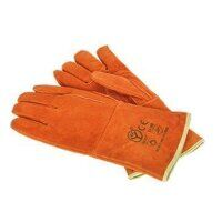 SSP151 Sealey Lined Heavy-Duty Leather Welding Gau...