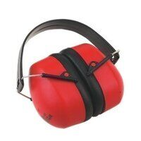 SSP18F Sealey Folding Ear Defenders