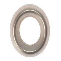 Screw Cup Washers Solid Brass Nickel Plated No.10 ...