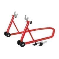 RPS2 Sealey Universal Rear Wheel Stand with Rubber...