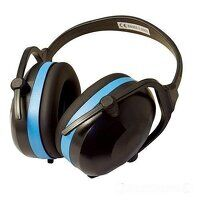 Silverline Ear Defenders Folding SNR 30dB (633816)