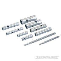 Silverline Box Spanner Metric Set 8-22mm 8pce (571...