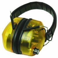 Silverline Electronic Ear Defender SNR 30dB (659862)