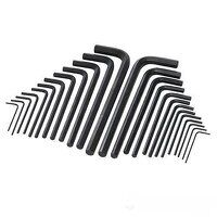 Silverline Hex Key Long Series Set 25pce...