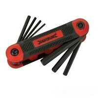 Silverline Hex Key Metric Expert Tool 8pce (656597...