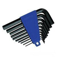 Silverline Hex Key Set 1/16-3/8inch 10pce (HK19)
