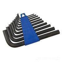 Silverline Hex Key Set 2-10mm 10pce (HK11)