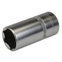 Silverline Socket 1/2inch Drive Deep Metric 27mm (465986)