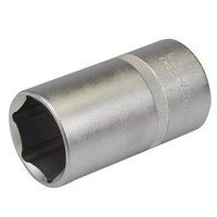 Silverline Socket 1/2inch Drive Deep Met...