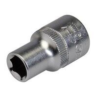 Silverline Socket 1/2inch Drive Metric 10mm (726041)